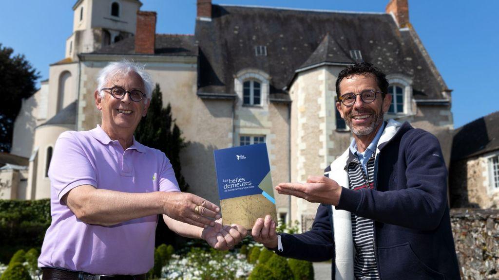 Sainte Gemmes-sur-Loire : l'histoire de la commune est maintenant en ligne