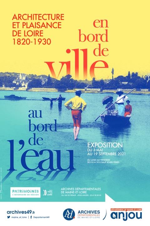 En bord de ville, au bord de l'eau. Architecture et plaisance de Loire 1820-1930